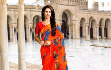 Sarees- Ideal Indian Traditional Outfit!