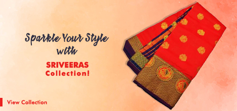 Sparkle Your Style with Sri Veeras Collection!
