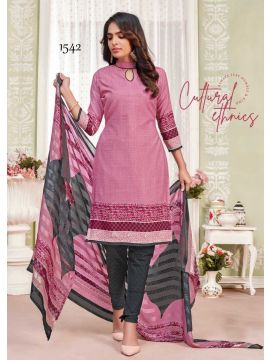 RANGOLI -  1542    Pink Color Synthetic  Material CM492791