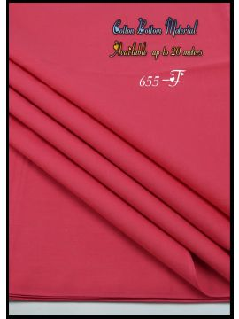 Nevah -  655-F  Peach  Color  Cotton Bottom Material (Up to 20 Meters) CM517257