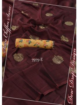 TOGETHER - 7979-E   Green  Color Fancy Mixed Cotton  Saree CM346681